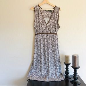 🌻 5 for $25 Eddie Bauer Floral Dress Tall {XL}